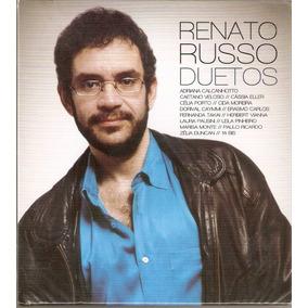 Cd Renato Russo - Duetos - Novo***
