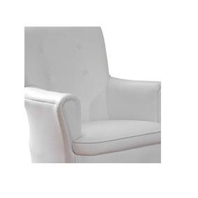 Cadeira De Amamentação Canaã Com Balanço E Puff.