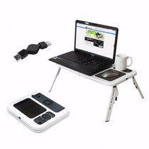 Mesa Para Notebook Com Cooler Mtn888 X Zhang
