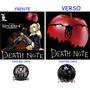 Caderno Death Note 10 Materias - 200 Folhas Mod 02