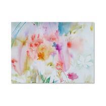 Flower Dreams Canvas Art By Sheila Golden