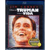 Blu Ray O Show De Truman - Novo Lacrado Raro!!