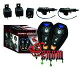Kit Alarma 2 Puerta 2 Actuadores 2 Relays Tipo Viper Nueva