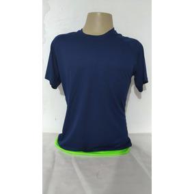 Camiseta Masculina Dry Proteção Solar Uva/uvb Esportes Pesca