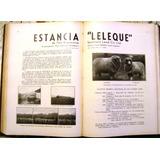 Ganaderia Estancia 1937 Historia Rural Uruguay Cabaña Ovino