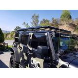 Canastilla Varios Modelos Jeep 4x4 Off-road Campismo