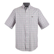 Camisa Casual Lee Hombre Manga Corta H60