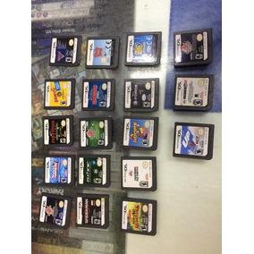 Jogos Para Nintendo 3ds, Ds, Lite, Dsi, Originais Americanos