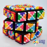 Warina 3x3x3 Pixel Huichol Cube Envio Gratis