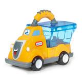Pop Haulers Caminhão Com Alça Carga De Pedras Lt-15 - Little