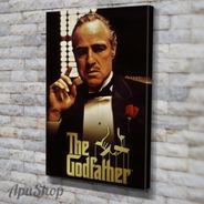Cuadros 60x40 Película Godfather El Padrino Al Pacino Y Más