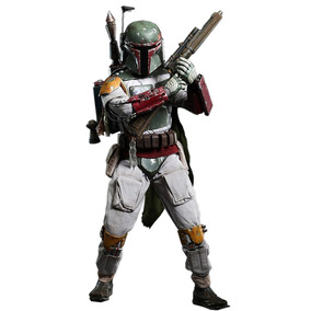 Boba Fett - Star Wars Episode Vi - Hot Toys