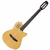 Guitarra Clasica Electroacustica Cuerdas De Nylon Godin