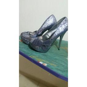 Zapatillas Plata Diamantina