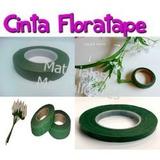 Floral Tape Cinta De Floristeria De Color Verde