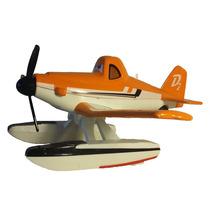 Avión Dusty Película Planes Walt Disney. Juguete Metal