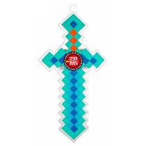 Espada De Diamante Brinquedo Jogo Inmetro Zrtoys Original