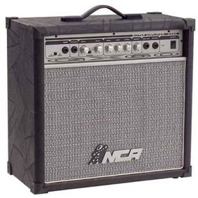 Amplificador Para Guitarra Nca Gx60 - 60w Rms