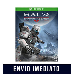 Halo Spartan Assault Xbox One Código 25 Dígitos