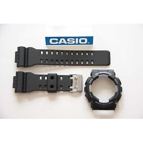 Kit Pulseira+bezel Do Relogio Casio Ga-100-1a1 100% Original