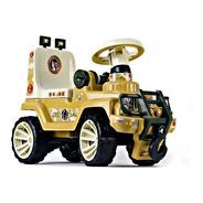 Montable Jeep Jungla Carro Juguete Niños Nuevo Original