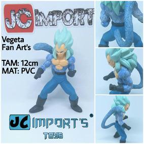 Boneco Vegeta Dragonball Af Goku Colecionador Barato