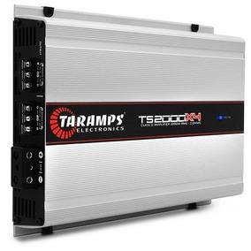 Módulo Amplificador Taramps Ts-2000x4 4x500w Rms Digital