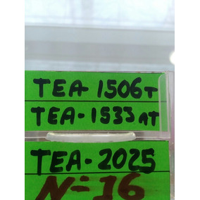 Tea 1506t Y Tea 1533at Superficiales.