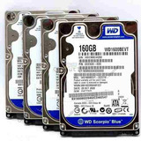 Disco Duro De 160 Gb 2.5 Sata Laptop Acer D250