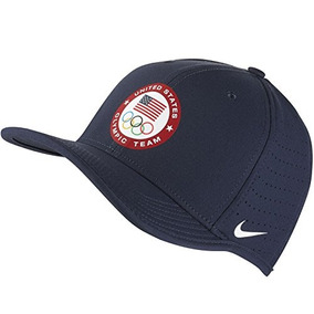Nike Hombre `s Equipo Usa Classic Strapback Hat