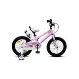 Bicicleta Royal Baby Fr Niña Aro 16 Rosa