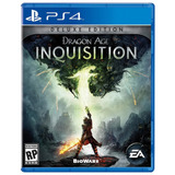 Dragon Age Inquisition Deluxe Ps4 Play Station Sellado