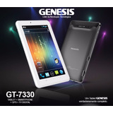 Genesis Gt7330 - Tablet + Smartphone + Gps + Tv Digital