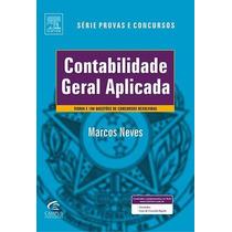 Livro Contabilidade Geral Aplicada - Frete Gratis