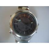 Relógio Terner Titanium Masculino Semi Novo