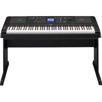 Piano Digital Yamaha Dgx-660 | Com Fonte | Lançamento!!!