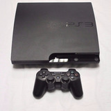 Ps3 Playstation 3 Slim 160 Gb Envio Gratis