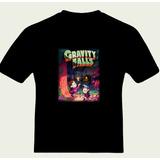 Remeras Niños De Gravity Falls