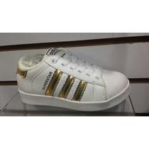 Adidas Super Star De Niña 27/30