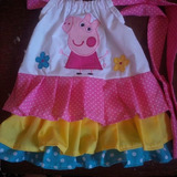 Bebe Vestidos Niña De Minnie Peppa Princesa Sofia Coquito