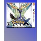 Pokemon X 3ds Fisico - Audiojuegos
