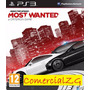 Need For Speed Most Wanted Ps3 Digital - Caja Vecina