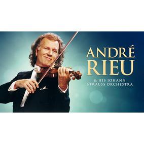 Entradas André Rieu Platea Cabecera 13 14 Octubre Luna Park