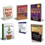 Kit 6 Libros Para Ser Millonario