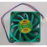 Cooler Con Disipador Amd 2800+ - Socket 754 Y Otros- Labtops