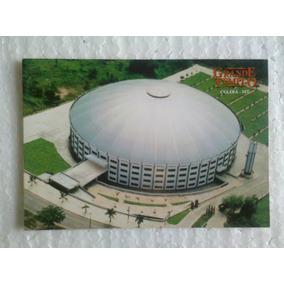 Cartão Postal Grande Templo - Cuiabá - Mt