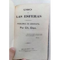 Libro De Geografia Y Astronomia Potosino Año 1880