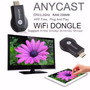 Anycast Wifi Dongle Hdmi Mejor Chromecast Ezcast Mirascreen