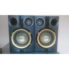 Caixa De Som Philips Nova!! Original/ Par Fx30x 600w Rms
