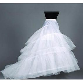 Anaguá Saiote P/ Vestido De Casamento Modelo Sereia Barato